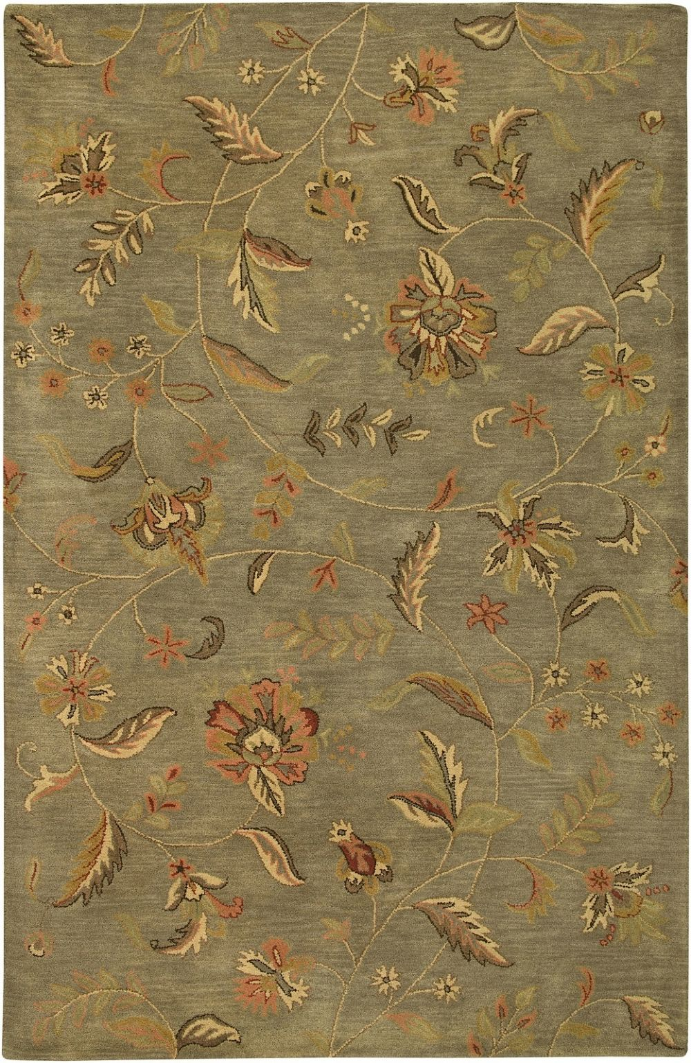 rizzy rugs volare country & floral area rug collection