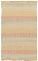 Surya Solid/Striped Amber Area Rug Collection