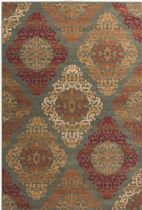 Surya Contemporary Arabesque Area Rug Collection