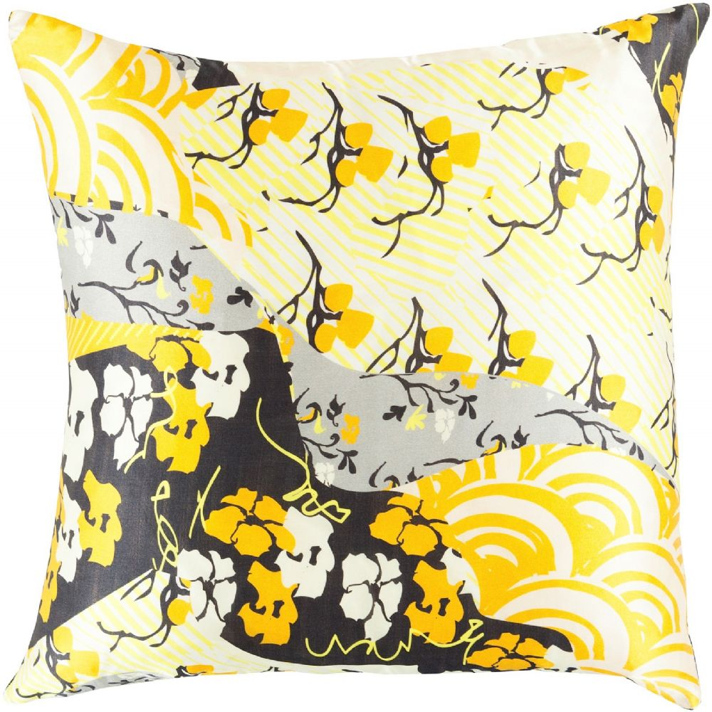 surya geisha contemporary decorative pillow collection