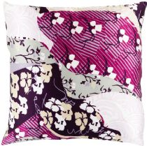 Surya Contemporary Geisha pillow Collection