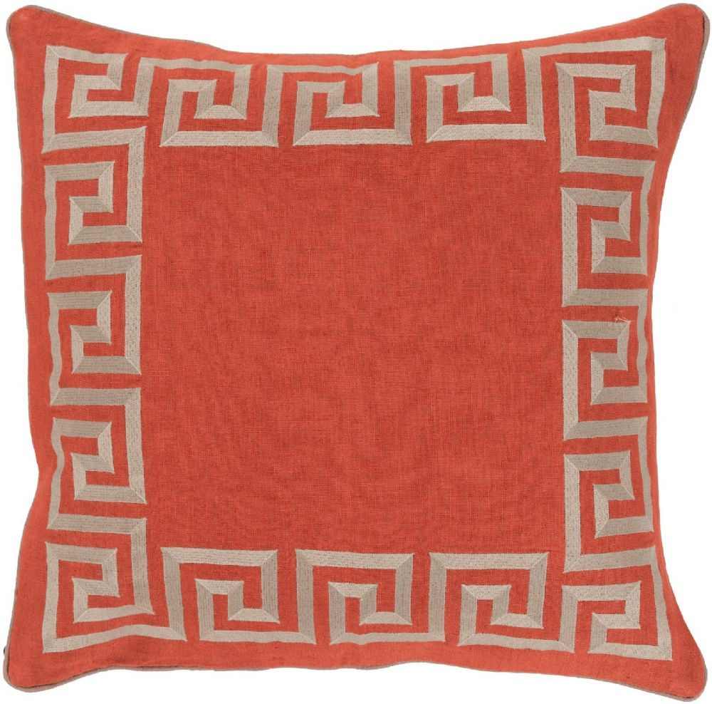 surya key contemporary decorative pillow collection