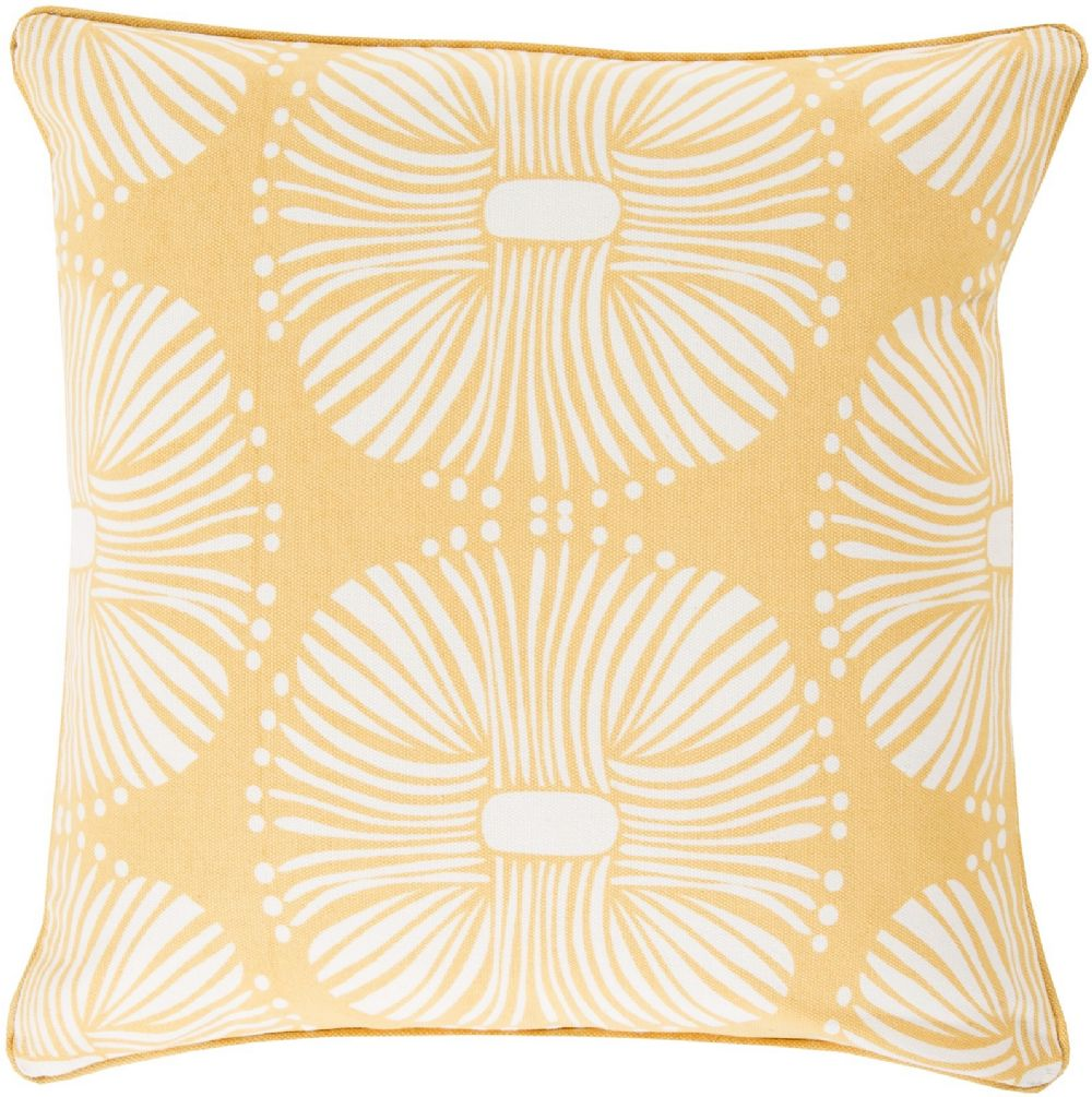 surya burst contemporary decorative pillow collection