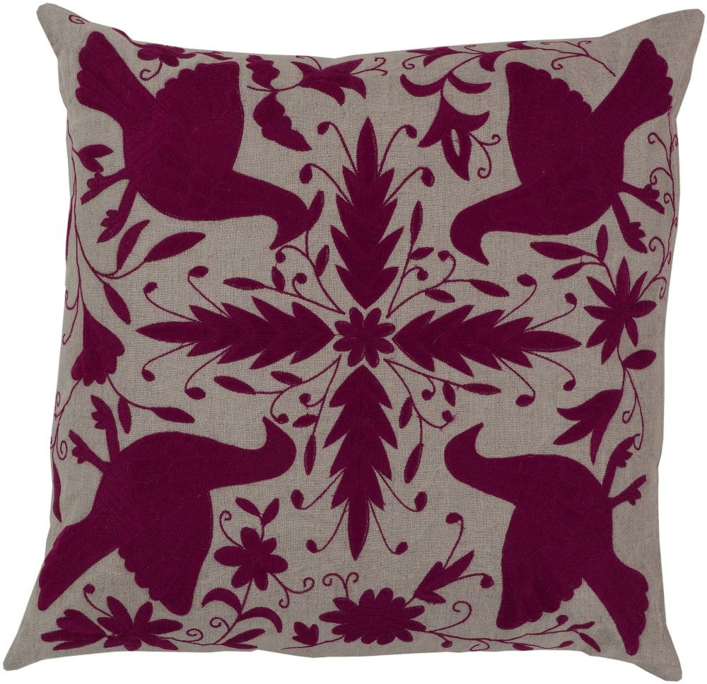 surya otomi contemporary decorative pillow collection