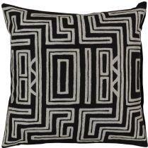 Surya Contemporary Kuba pillow Collection