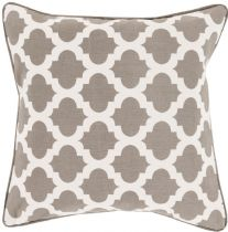 Surya Contemporary Moroccan Printed Lattice pillow Collection