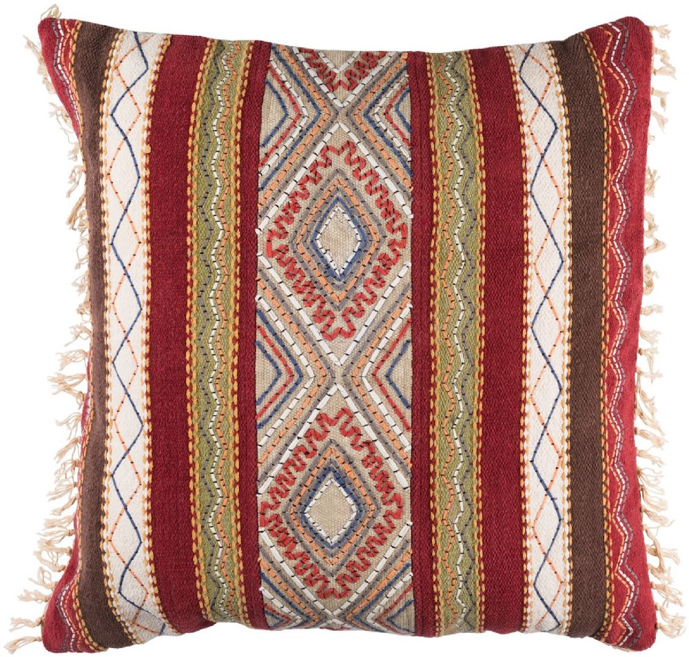 surya marrakech contemporary decorative pillow collection
