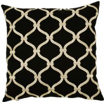 Surya Contemporary Trellis pillow Collection