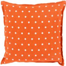 Surya Contemporary Polka Dot pillow Collection