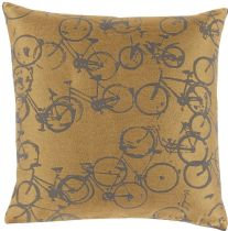 Surya Contemporary Pedal Power pillow Collection