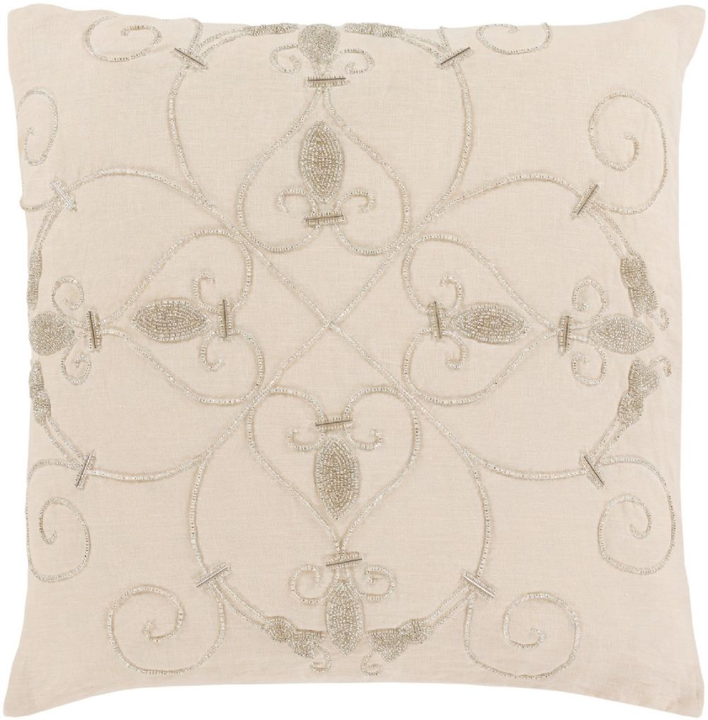 surya pauline contemporary decorative pillow collection