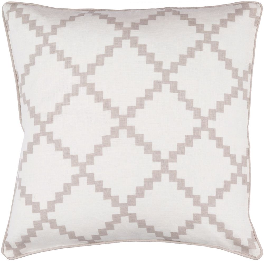 surya parsons contemporary decorative pillow collection