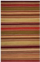 Safavieh Solid/Striped Striped Kilim Area Rug Collection