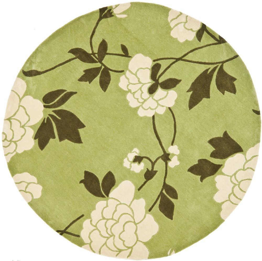 safavieh modern art country & floral area rug collection