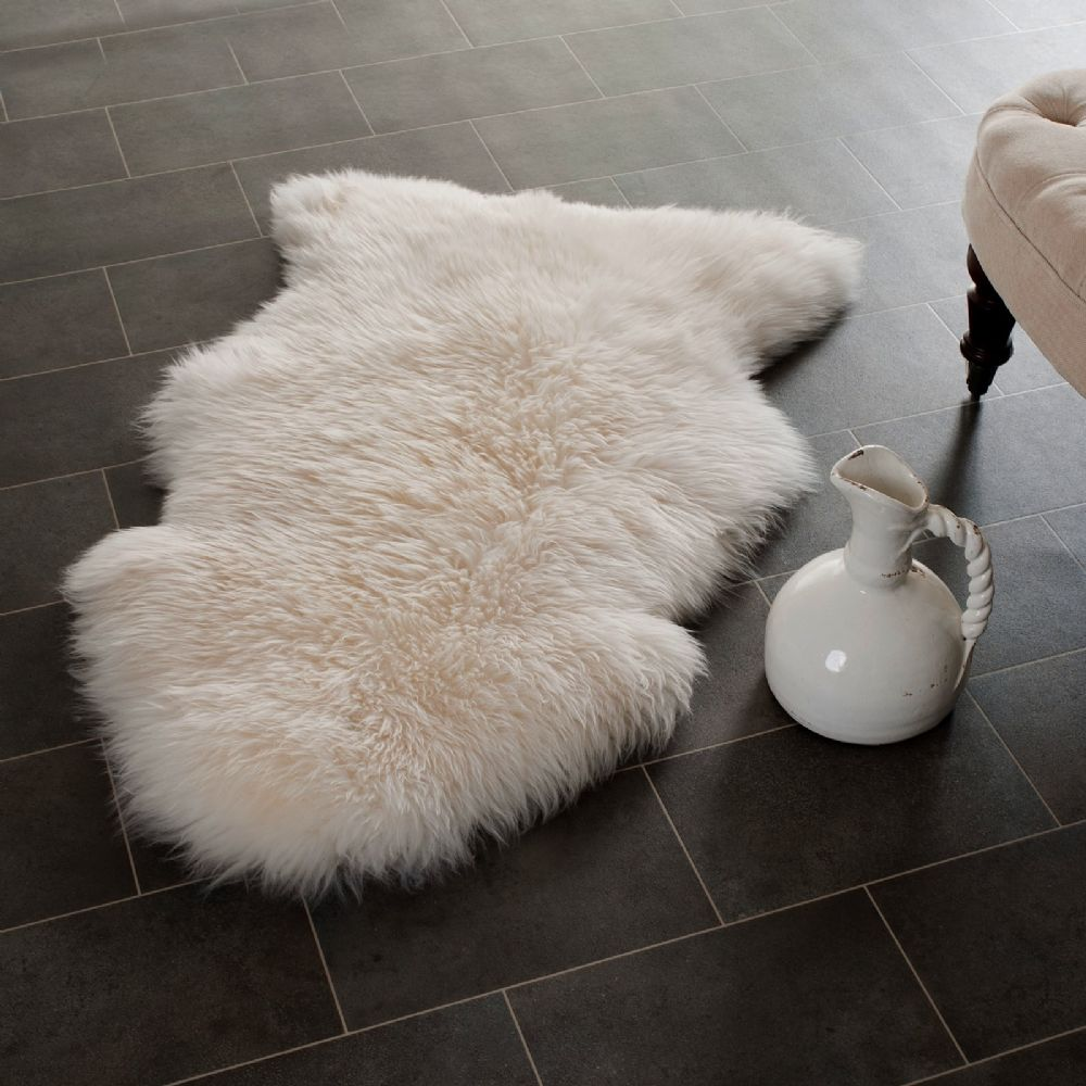 safavieh sheep skin animal inspirations area rug collection