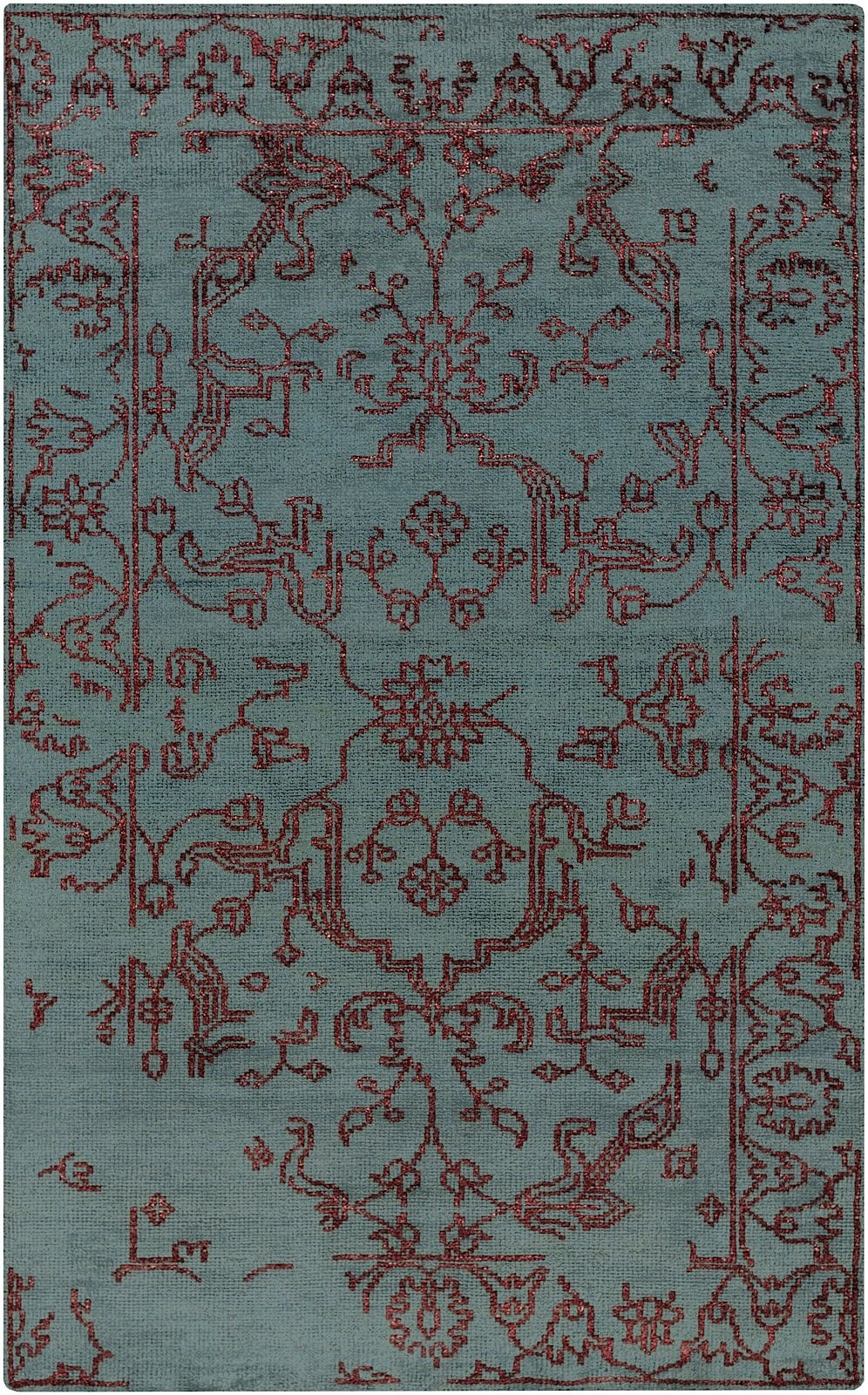 surya bagras traditional area rug collection