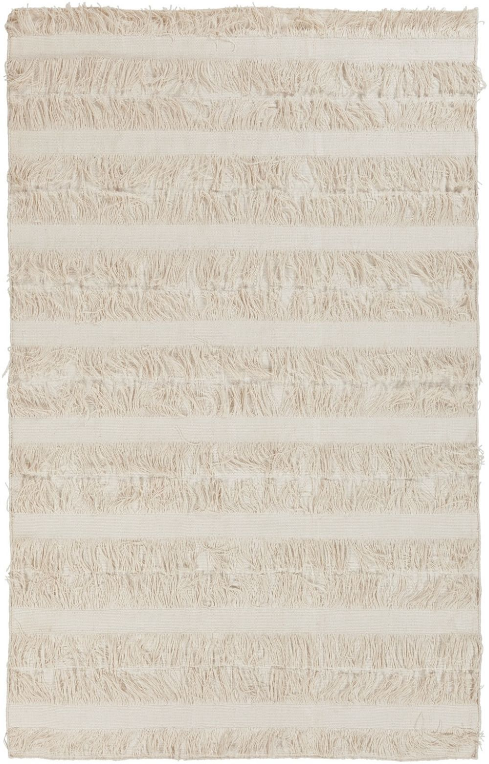 surya chloe solid/striped area rug collection