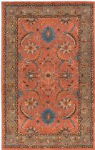 FaveDecor Traditional Amsel Area Rug Collection