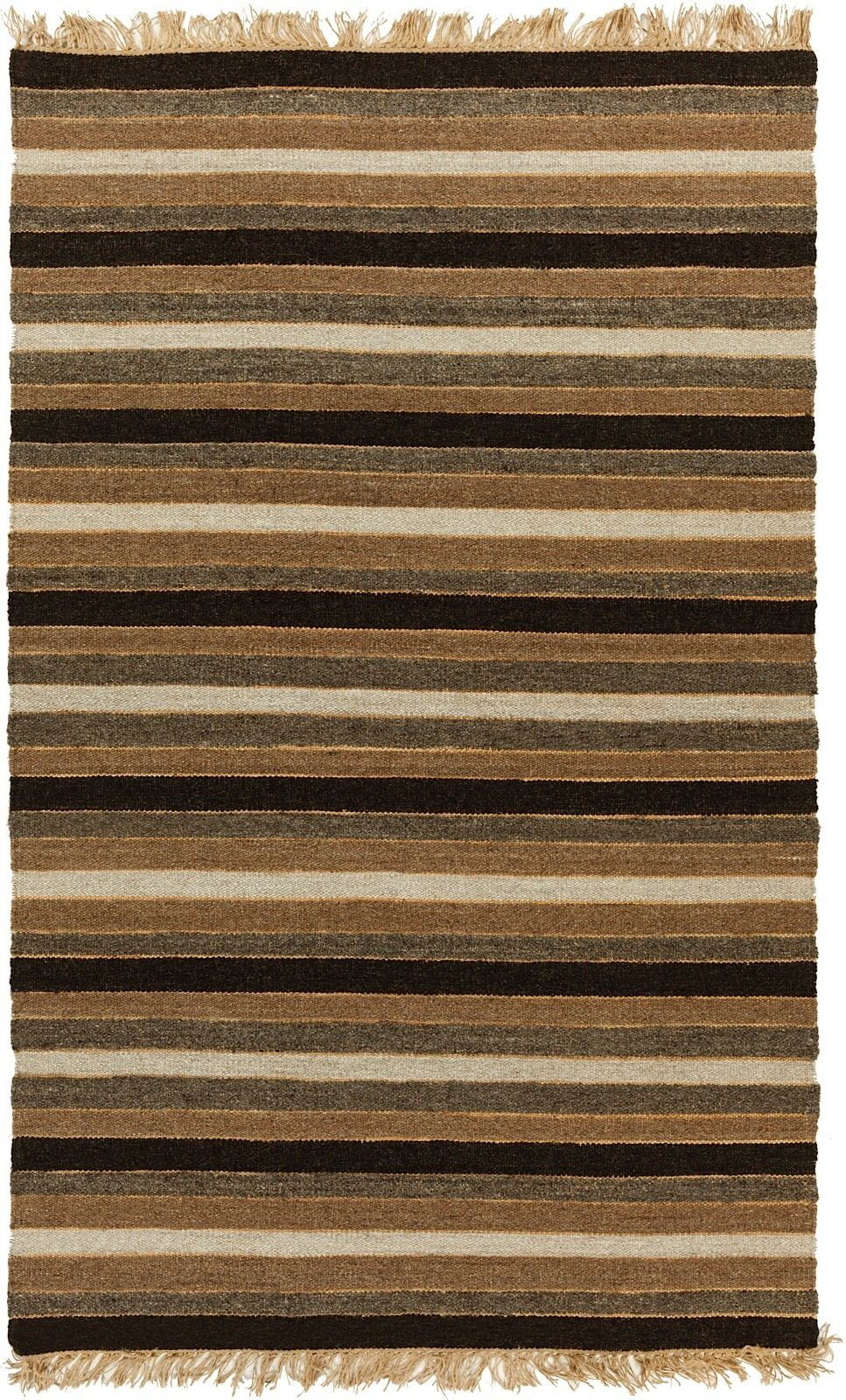 surya camel contemporary area rug collection