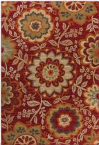 Surya Country & Floral Arabesque Area Rug Collection