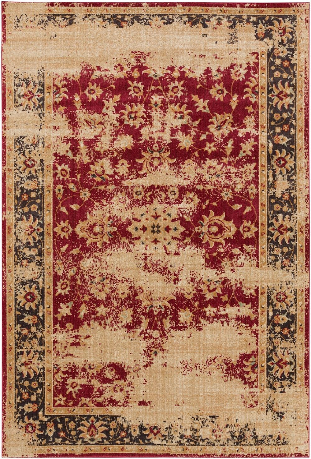 surya arabesque traditional area rug collection
