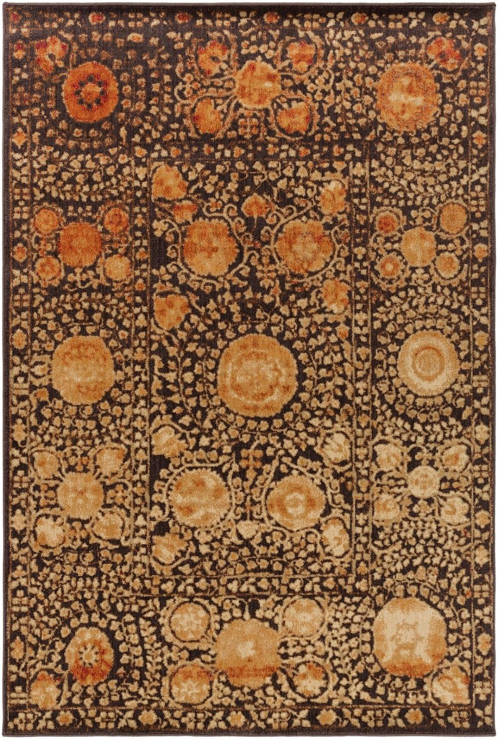 surya arabesque contemporary area rug collection