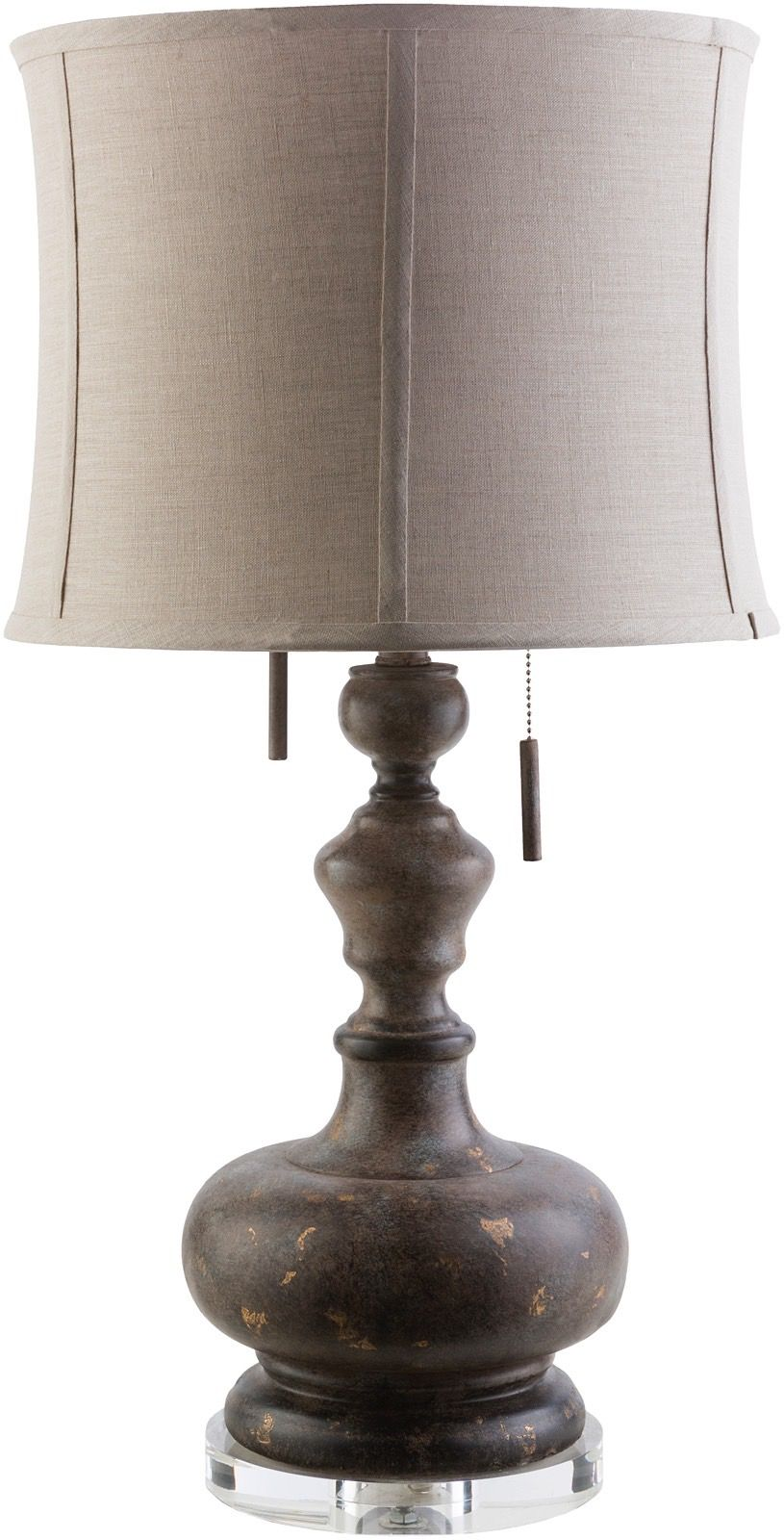 surya alfano traditional table lamp