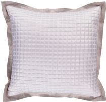 Surya Solid/Striped Quilted pillow Collection