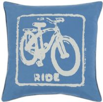 Surya Kids Big Kid Blocks pillow Collection