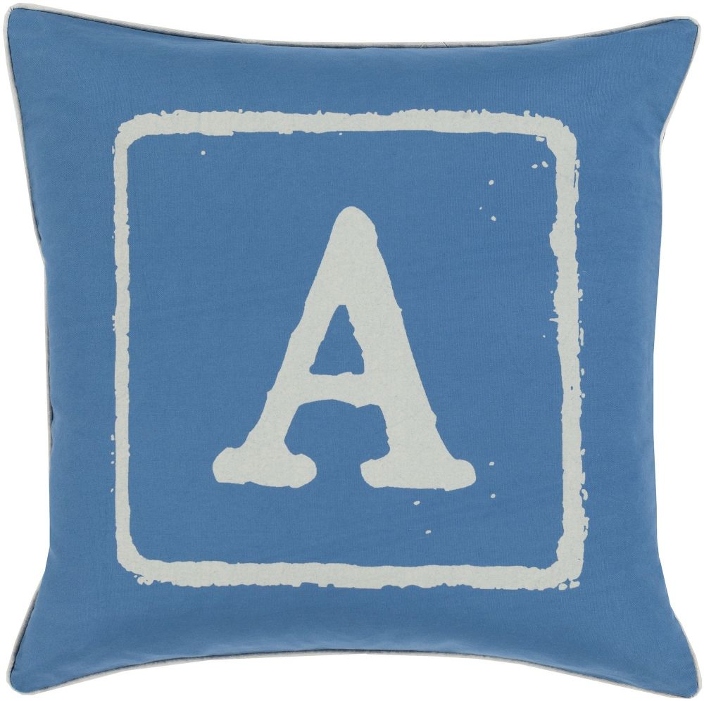 surya big kid blocks kids decorative pillow collection