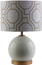 Surya Contemporary Bowen lighting Collection