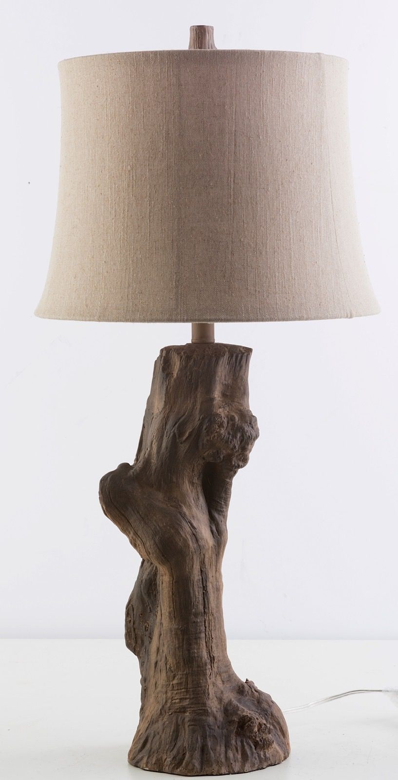 surya cedarcreek novelty table lamp