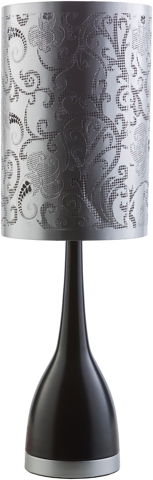 surya cordelia contemporary table lamp