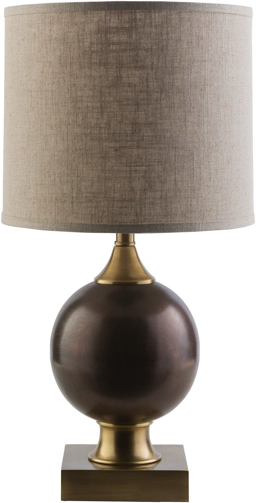 surya claudia traditional table lamp