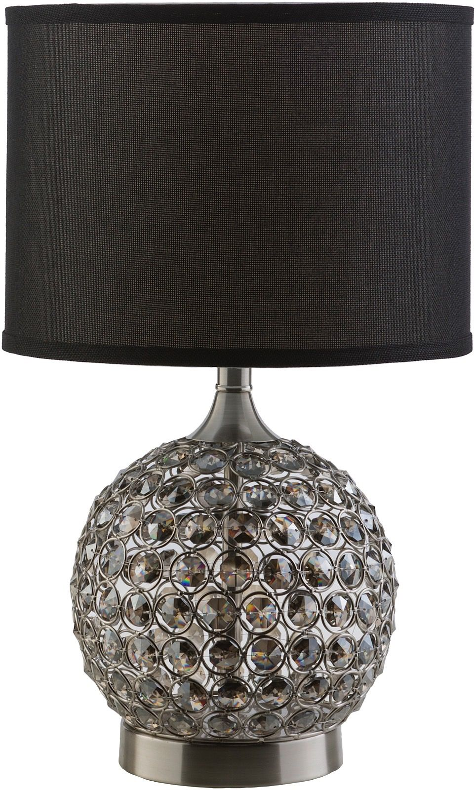 surya dauphine contemporary table lamp