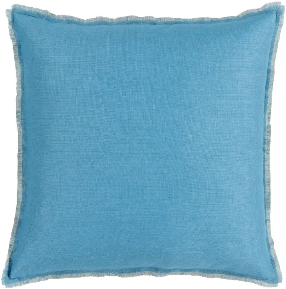 surya eyelash solid/striped decorative pillow collection
