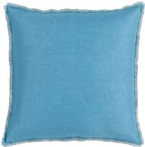 Surya Solid/Striped Eyelash pillow Collection