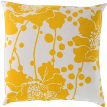 Surya Country & Floral Spotted Floral pillow Collection