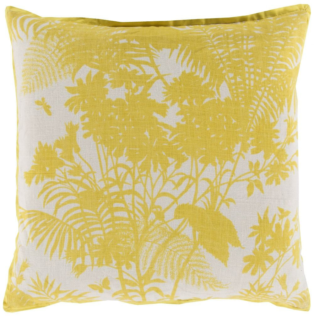 surya shadow floral country & floral decorative pillow collection