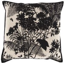 Surya Country & Floral Shadow Floral pillow Collection