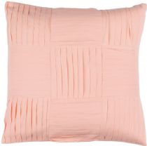 Surya Solid/Striped Gilmore pillow Collection