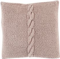 Surya Solid/Striped Genevieve pillow Collection