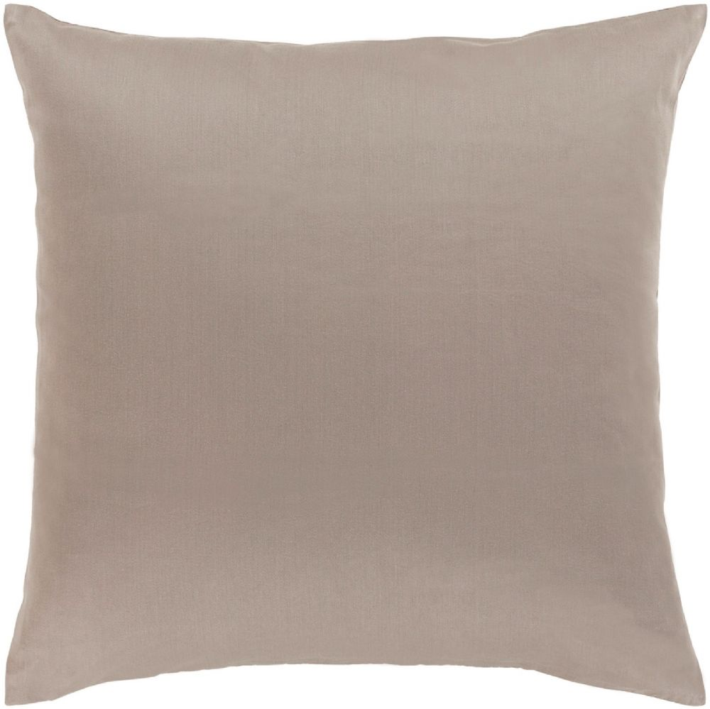surya griffin solid/striped decorative pillow collection