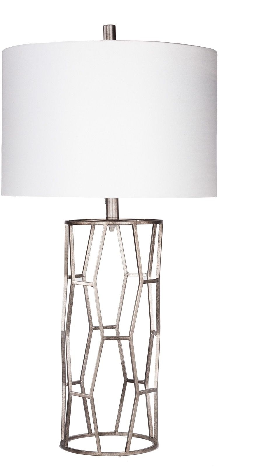 surya gavin contemporary table lamp