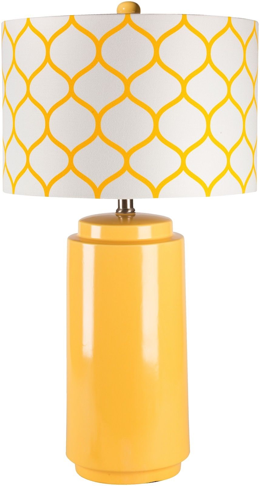 surya hadley contemporary table lamp