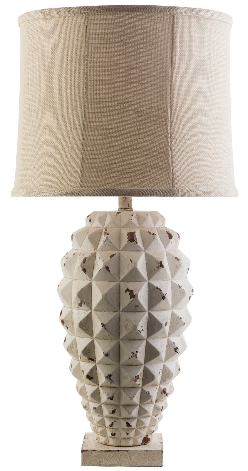 surya holbrook contemporary table lamp