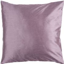Surya Solid/Striped Solid Luxe pillow Collection