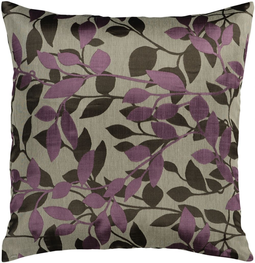 surya wind chime country & floral decorative pillow collection
