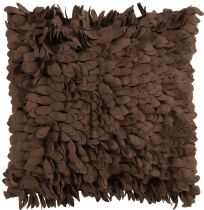 Surya Shag Claire pillow Collection
