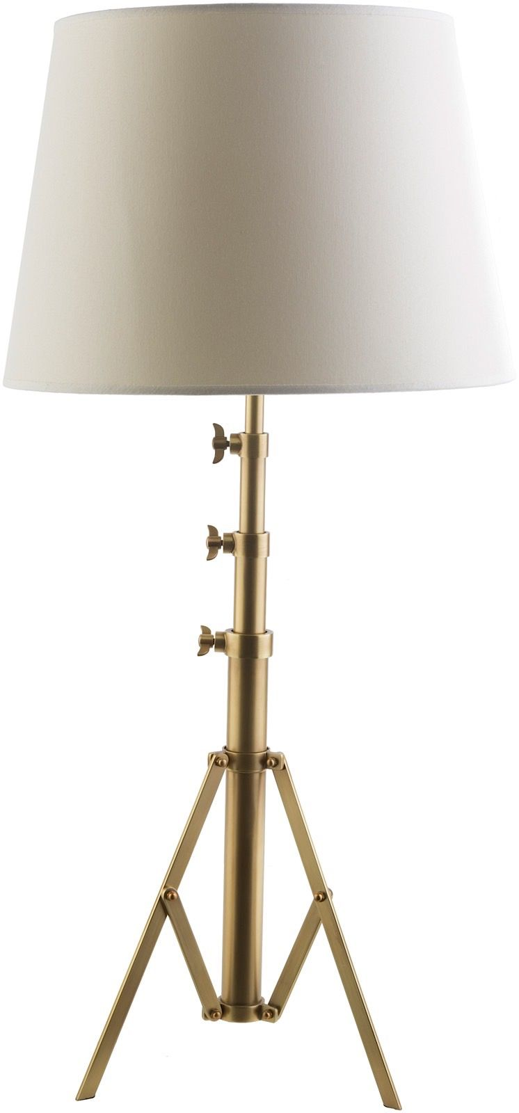 surya hutton hall contemporary table lamp